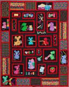 The Little Sew And Sews Quilt Pattern  (click to enlarge)
